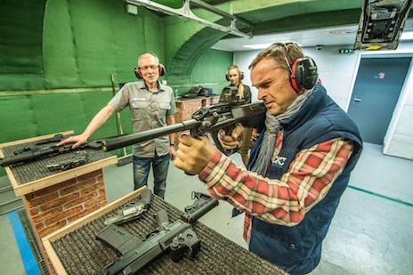 Střelnice Brno Trigger service