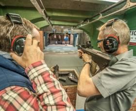 Střelnice Trigger service
