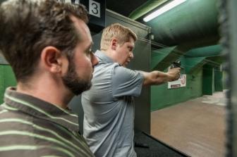 Střelba na střelnici
