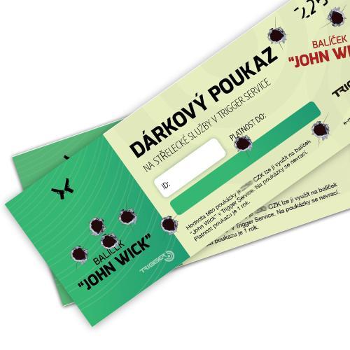 Balíček John Wick