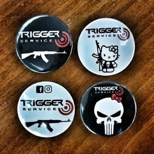 Placka Trigger service